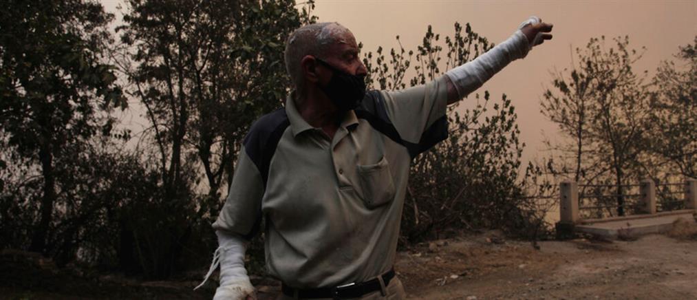 Αλγερία: Δεκάδες νεκροί από φωτιές που κατακαίνε τη χώρα (εικόνες)