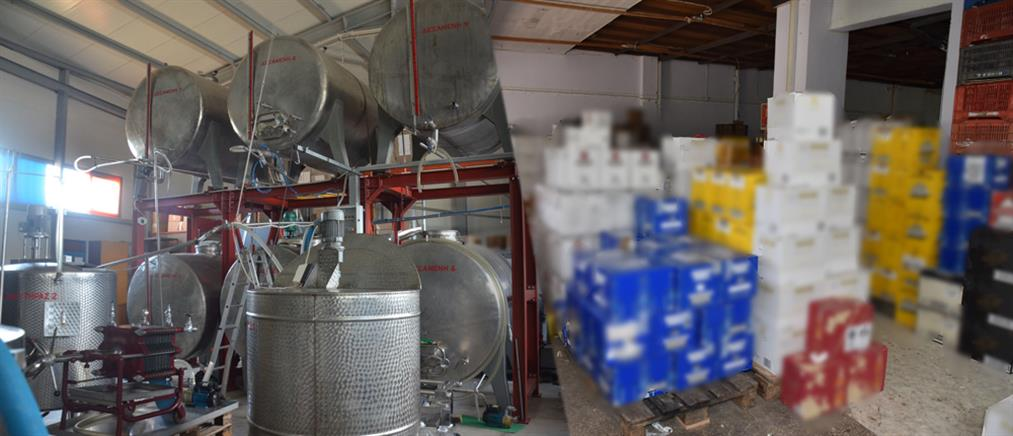 ΣΔΟΕ: Κατασχέθηκε μεγάλη ποσότητα επικίνδυνων αλκοολούχων ποτών
