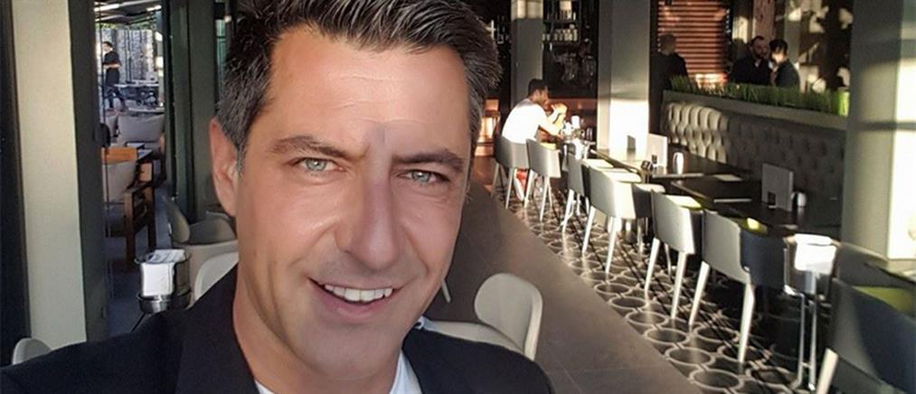 Κωνσταντίνος Αγγελίδης: Η συγκλονιστική ανάρτηση της συζύγου του (εικόνα)