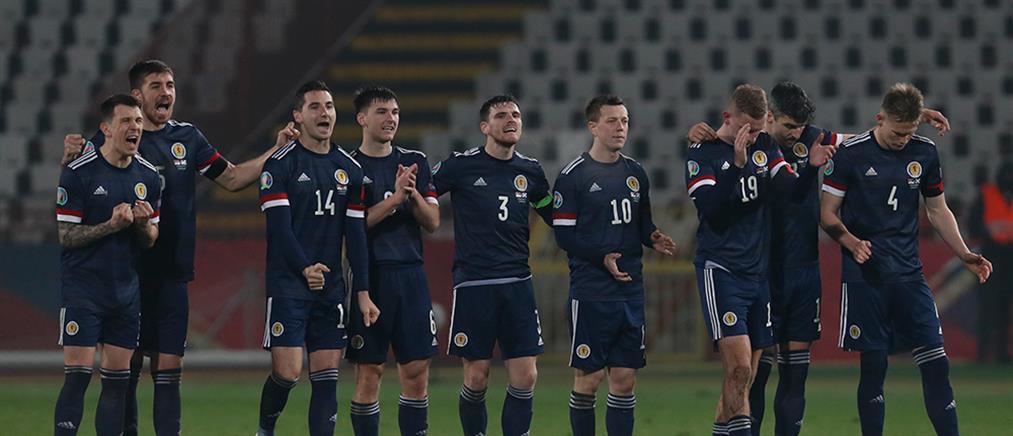 Euro 2020 – Σκωτία: εμπιστοσύνη στους νέους