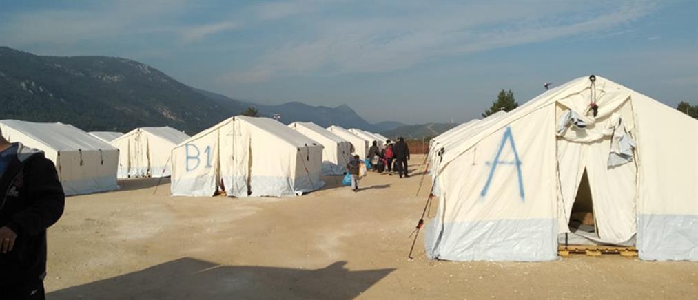 Ο Νότης Μηταράκης στον ΑΝΤ1 για τις δομές προσφύγων για τον κορονοϊό (βίντεο)