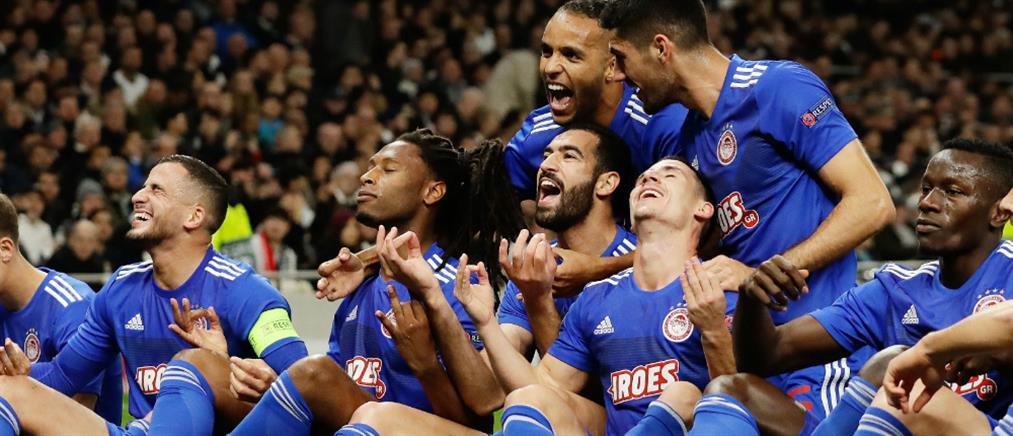 Champions League: Ο Ολυμπιακός ανάμεσα στις 20 ομάδες με τα περισσότερα έσοδα από το 2001