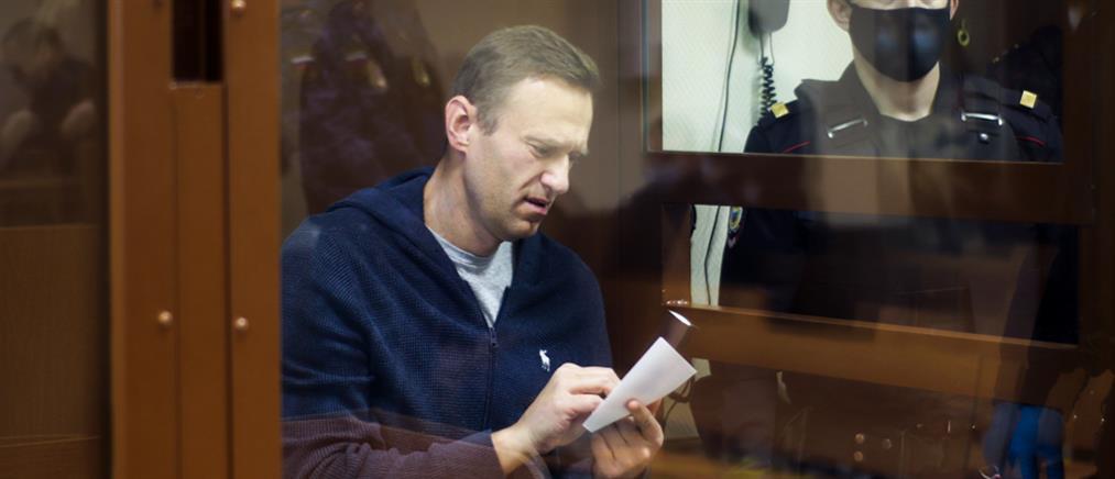 Ναβάλνι: Κρατούμαι σε στρατόπεδο συγκέντρωσης