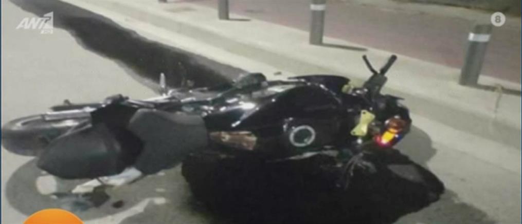 Κρήτη: Τροχαίο με νεκρούς 17 και 21 ετών (εικόνες)