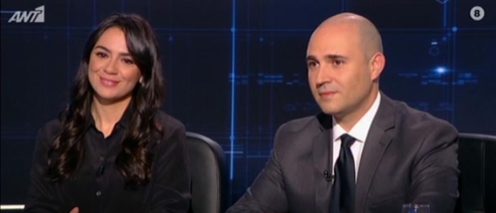 """Μπογδάνος στο """"Ενώπιος Ενωπίω"""": ο γάμος, η πολιτική και τα... πιάτα! (βίντεο)"""