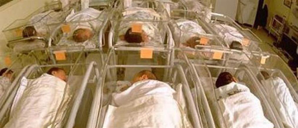 Μητέρα ενός παιδιού γέννησε εξάδυμα