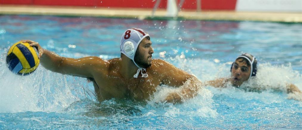 Πόλο: Επιβλητικός ο Ολυμπιακός απέναντι στη Βουλιαγμένη