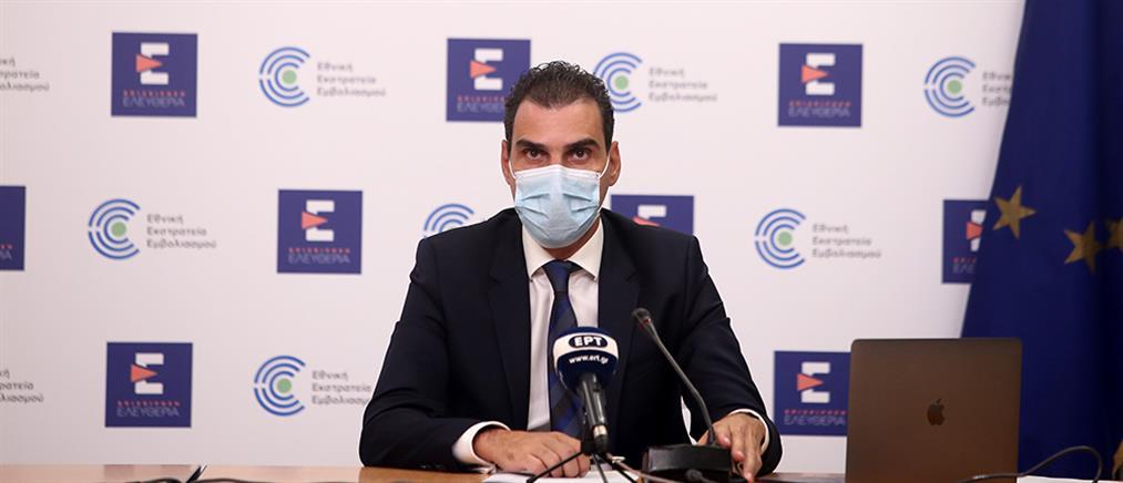 Θεμιστοκλέους: στόχος να εξελιχθεί ο κορονοϊός ως βαριά γρίπη