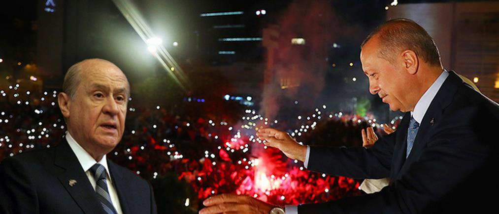 Αυτή θα είναι η νέα κυβέρνηση του Ερντογάν