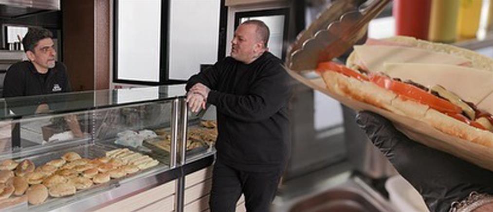 """""""Γειτονιές στο πιάτο"""": ο Δημήτρης Σκαρμούτσος στο Ίλιον (εικόνες)"""