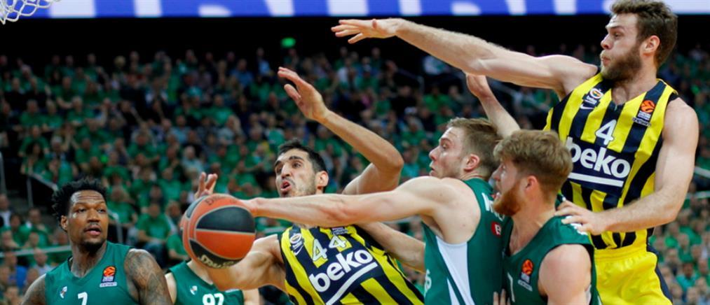 Euroleague: Πιστή στο… ραντεβού της με το Final 4 η Φενέρ
