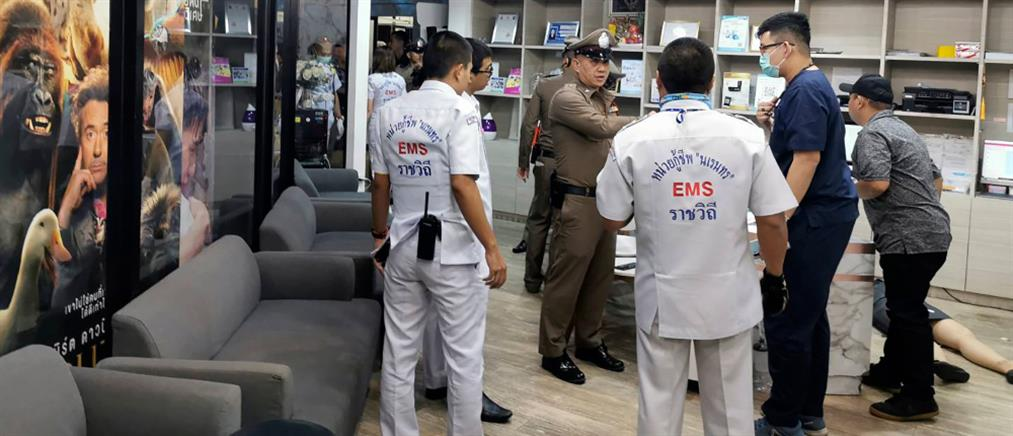 Ταϊλάνδη: Φονικό μέσα σε εμπορικό κέντρο (εικόνες)