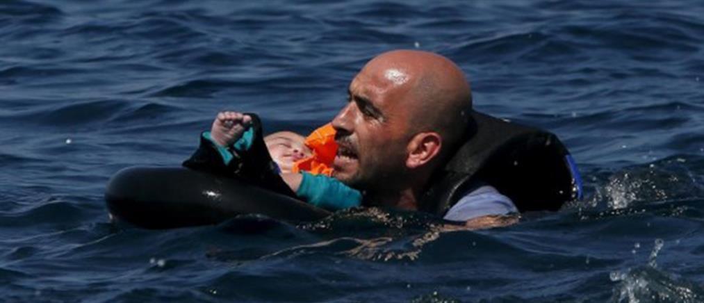 Ανείπωτη τραγωδία στο Αιγαίο: πνίγηκαν δεκάδες παιδιά και ενήλικες μετανάστες