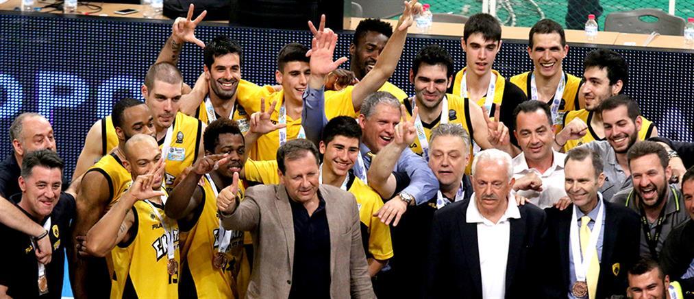 Η FIBA ζητάει την τιμωρία της ΑΕΚ λόγω Eurocup