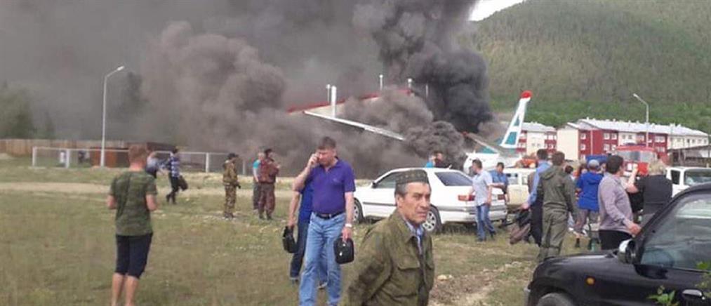 Αναγκαστική προσγείωση αεροσκάφους με νεκρούς και τραυματίες
