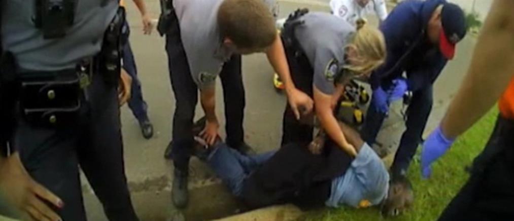 Νέο βίντεο με αστυνομική βία μέχρι θανάτου σε βάρος Αφροαμερικανού