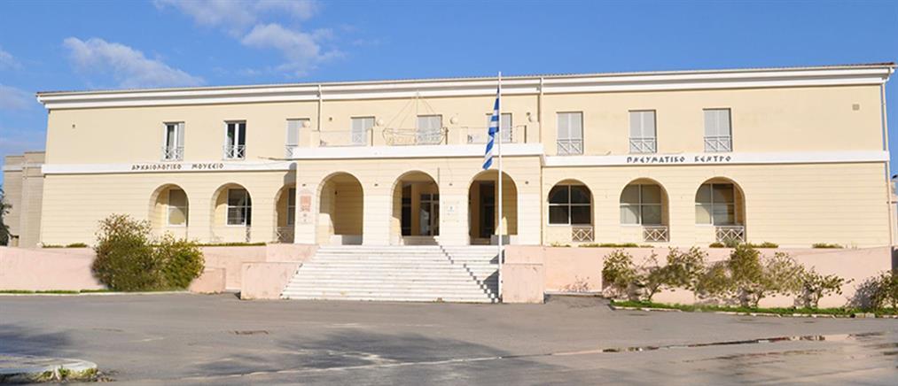 """""""Πληγές"""" σε αρχαιότητες και μουσεία από τον σεισμό της Λευκάδας"""