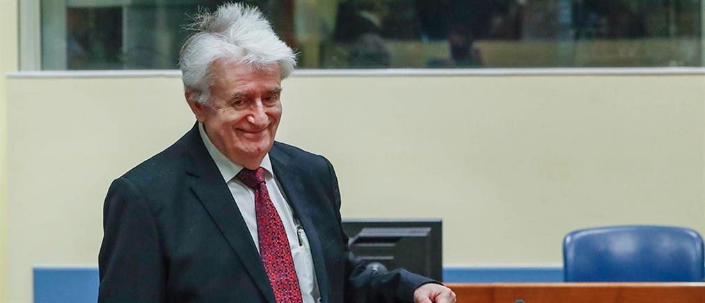 Ακύρωση της καταδίκης του ζητεί ο Κάρατζιτς (βίντεο)