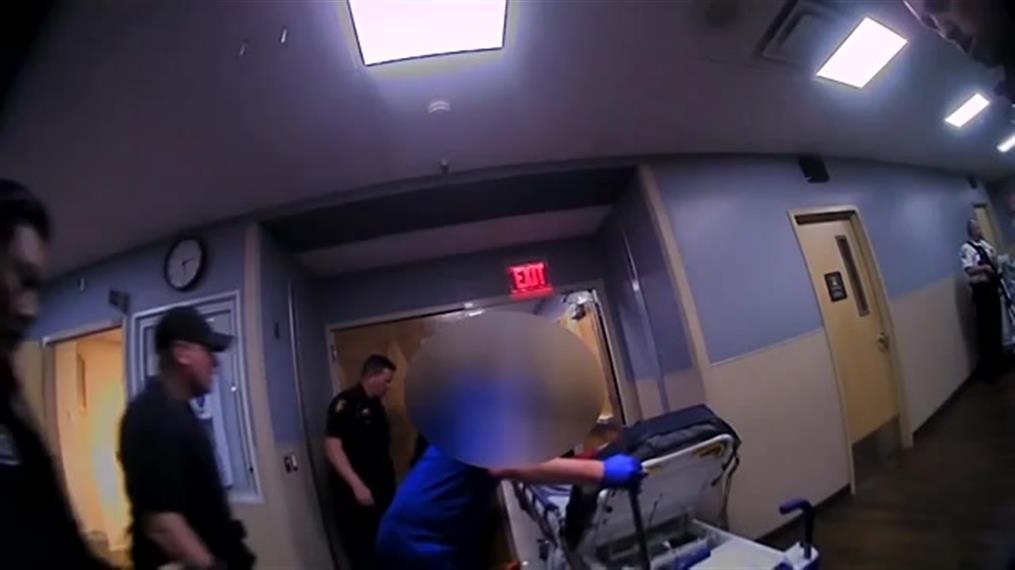 Aνταλλαγή πυροβολισμών μέσα σε νοσοκομειο
