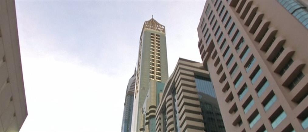 Αυτό είναι το ψηλότερο ξενοδοχείο στον κόσμο (βίντεο)