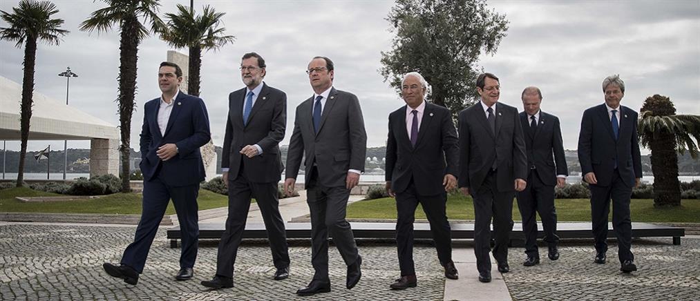 Ικανοποίηση στην Αθήνα για τη Διακήρυξη της Λισαβόνας