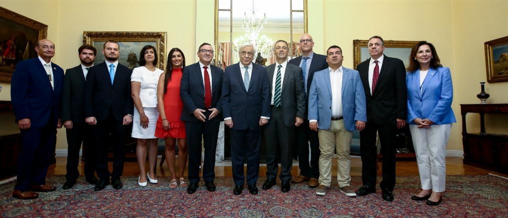 Παυλόπουλος σε Τουρκία: Θα υπερασπισθούμε τη διεθνή νομιμότητα χωρίς καμία υποχώρηση