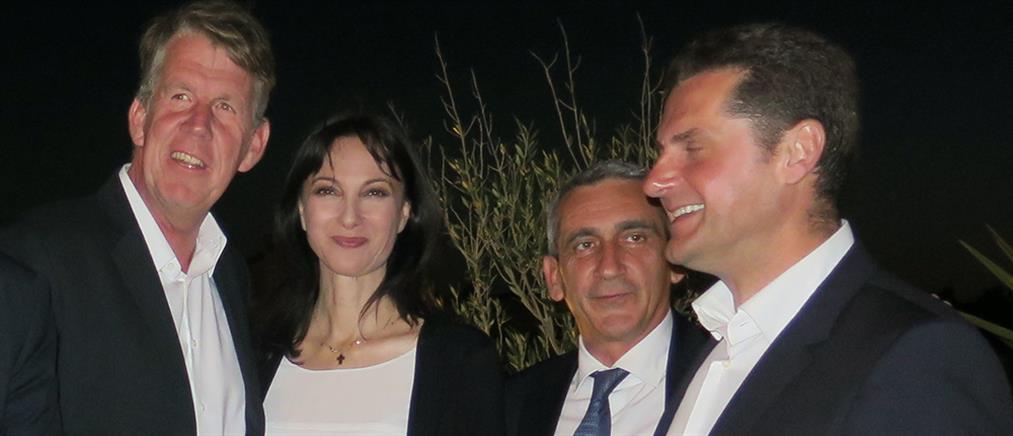 Ψήφος εμπιστοσύνης στην Ελλάδα από τον επικεφαλής της ΤUI Group