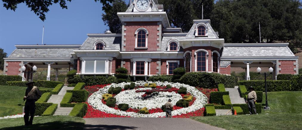 "Neverland: ""Κοψοχρονιά"" πουλήθηκε το ράντσο του Μάικλ Τζάκσον"