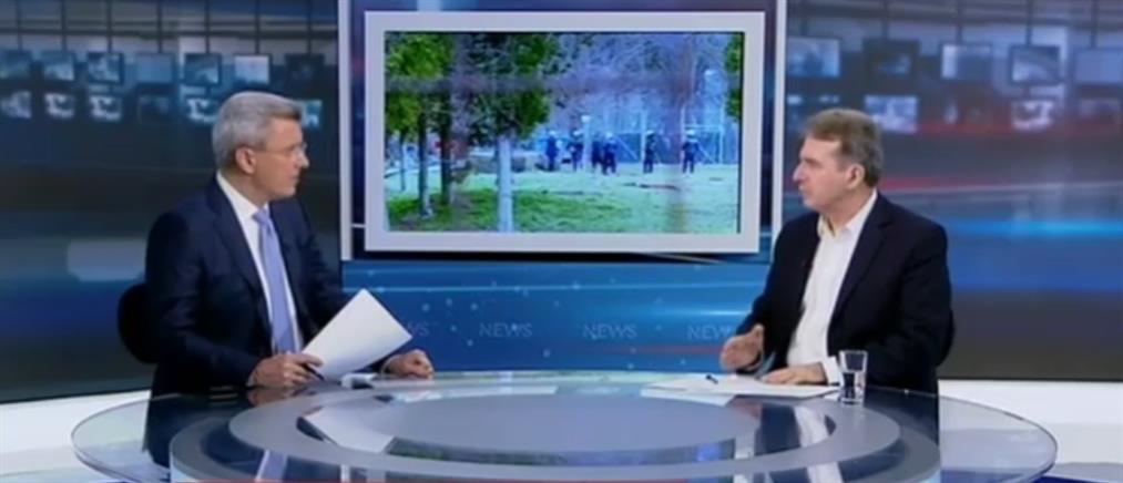 Χρυσοχοΐδης στον ΑΝΤ1 για Έβρο: Δεν θα περάσουν ποτέ τα σύνορα (βίντεο)
