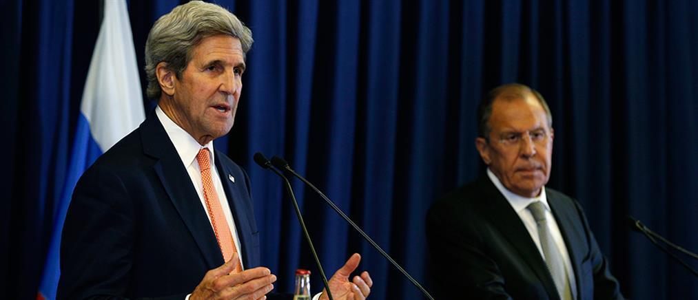 Συρία: ΗΠΑ και Ρωσία συμφώνησαν σε σχέδιο κατάπαυσης του πυρός