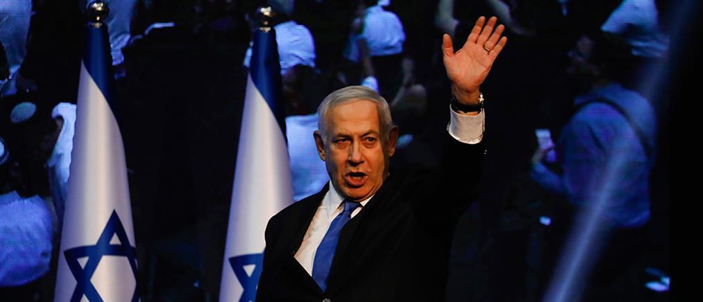 Ισραήλ: κυβέρνηση συνεργασίας... δείχνουν τα exit polls