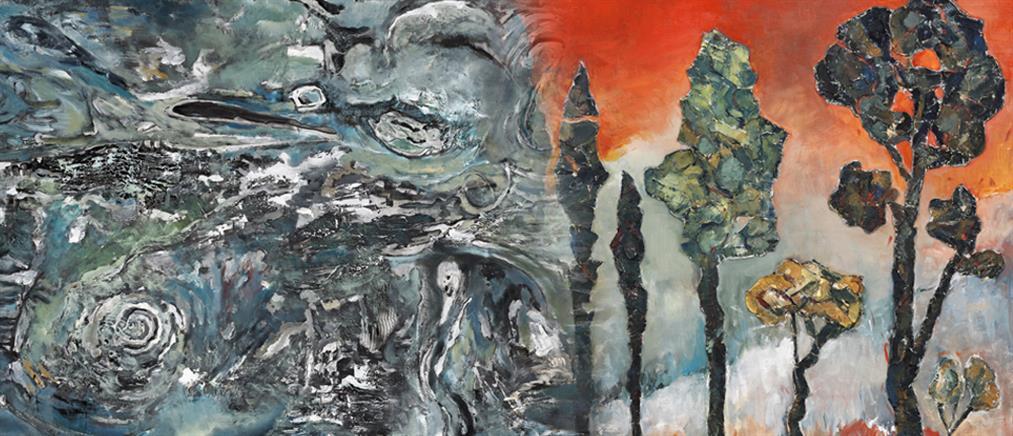 Η Ντένη Θεοχαράκη παρουσιάζει τη 2η προσωπική της έκθεση ζωγραφικής