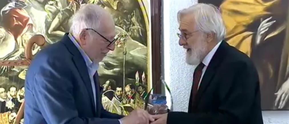 """Δύο βραβεία απέσπασε η ταινία """"Καζαντζάκης"""" του Γιάννη Σμαραγδή (βίντεο)"""