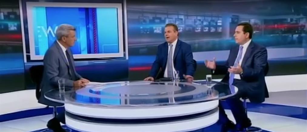 Πετρόπουλος-Μηταράκης στον ΑΝΤ1 για τις εκλογές της 7ης Ιουλίου (βίντεο)