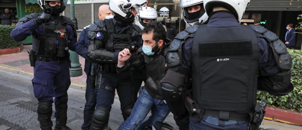 Πολυτεχνείο - ΚΚΕ: όργιο κυβερνητικού αυταρχισμού, αστυνομικής βίας και καταστολής