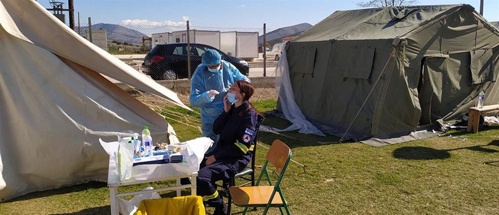 Κορονοϊός: Πού κάνει δωρεάν rapid test τη Μεγάλη Δευτέρα ο ΕΟΔΥ
