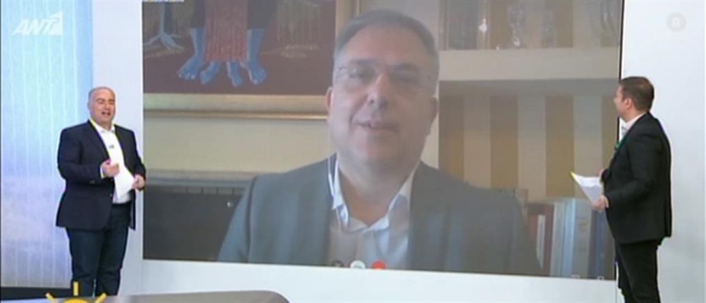 Θεοδωρικάκος στον ΑΝΤ1: νέα παράταση για την Άδεια Ειδικού Σκοπού στο Δημόσιο (βίντεο)