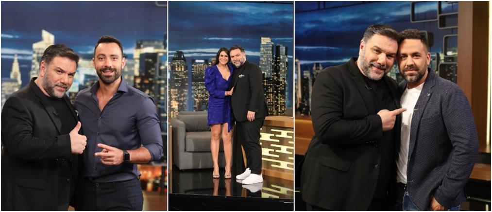 """""""The 2Night Show"""": εξομολογήσεις με πολλή μουσική την Πέμπτη (εικόνες)"""