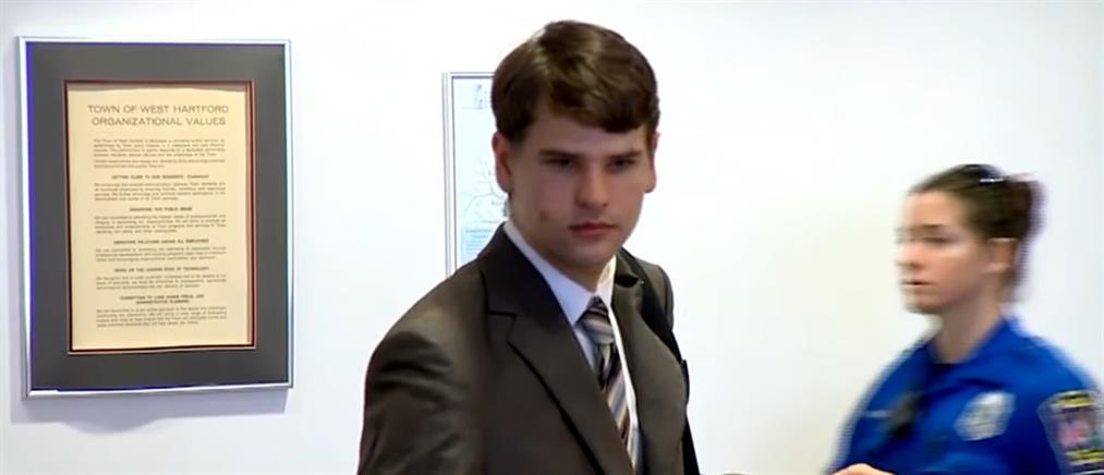 Ύποπτος για τον φόνο του παππού του διεκδικεί την περιουσία του (βίντεο)