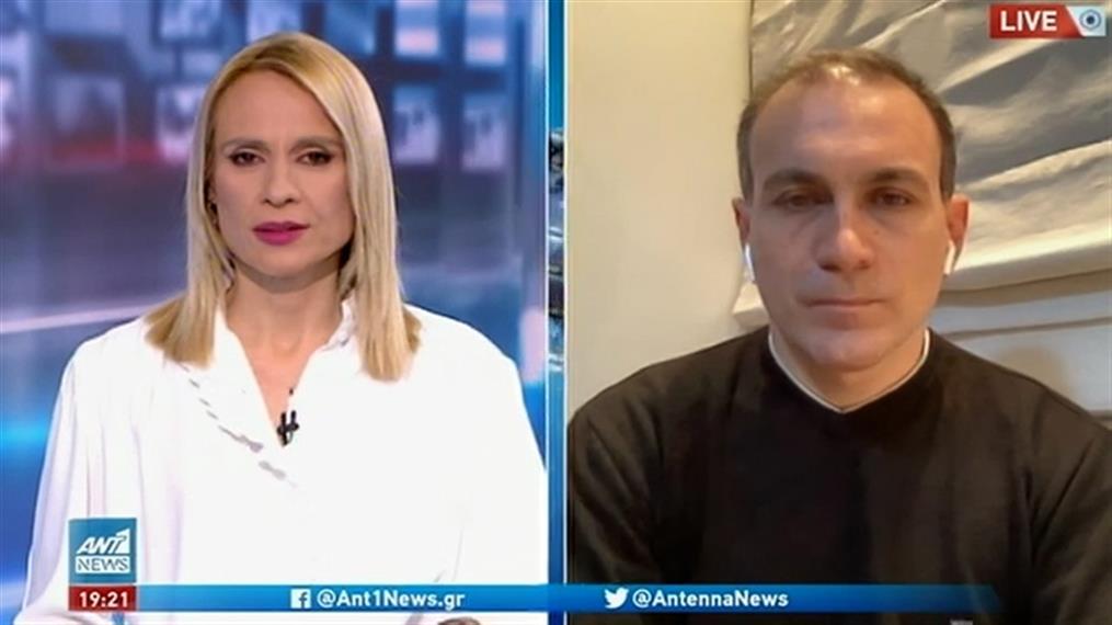 Ο Φίλης στον ΑΝΤ1 για το σκάνδαλο με εμπλοκή Ερντογάν – Τραμπ