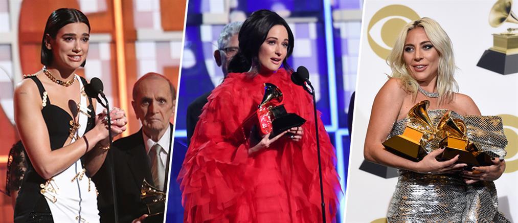 """""""Άρωμα γυναίκας"""" είχε η τελετή απονομής των βραβείων Grammy (βίντεο)"""