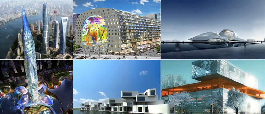 10 θαύματα της αρχιτεκτονικής που θα δούμε μέσα στο 2014