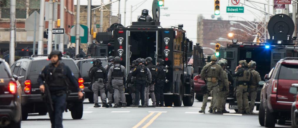 Νιου Τζέρσεϊ: Φονική ενέδρα σε αστυνομικούς (βίντεο)