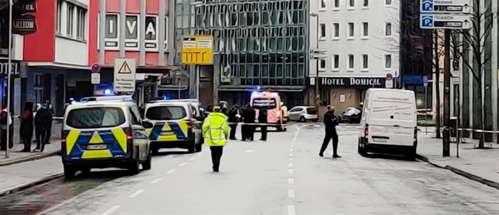 Επίθεση με μαχαίρι στην Φρανκφούρτη