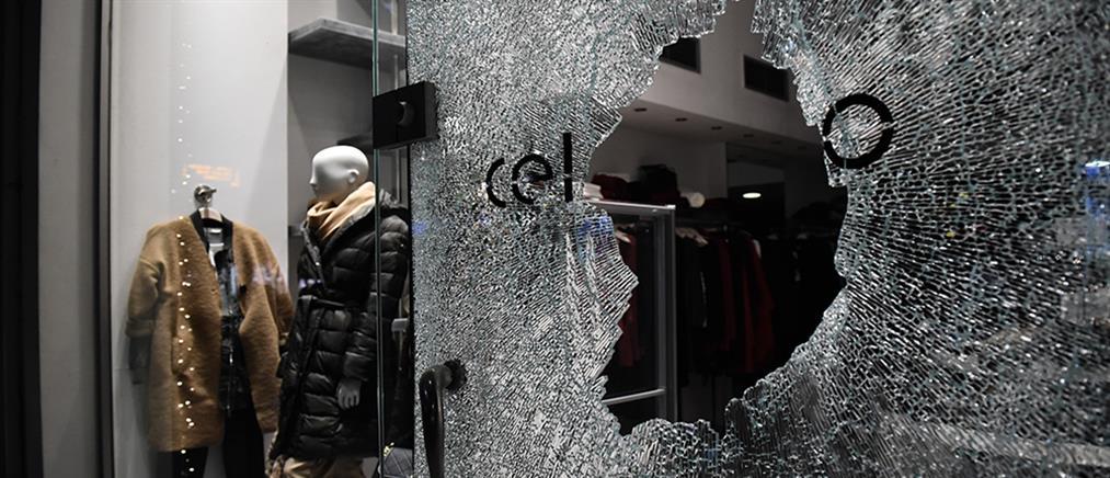 Ανάληψη ευθύνης για το μπαράζ επιθέσεων σε καταστήματα