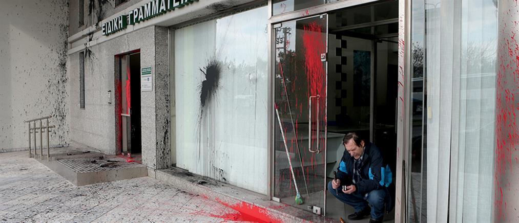 Καταδρομική επίθεση σε δημόσια υπηρεσία στην Αθήνα