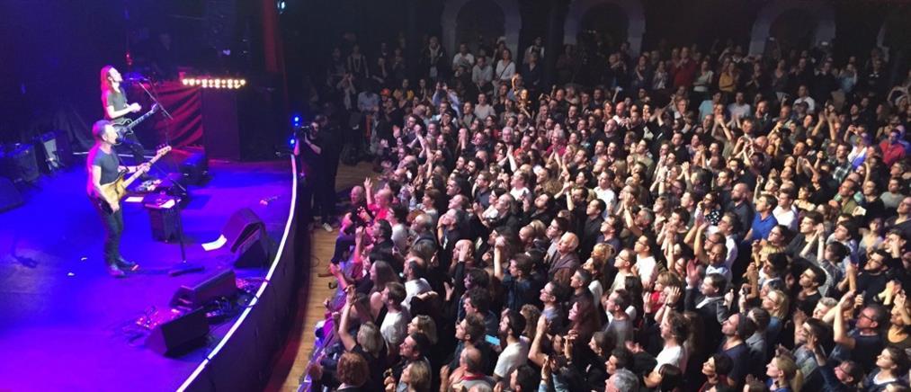 Με την ιστορική συναυλία του Στινγκ άνοιξε ξανά το Μπατακλάν (φωτο+βίντεο)