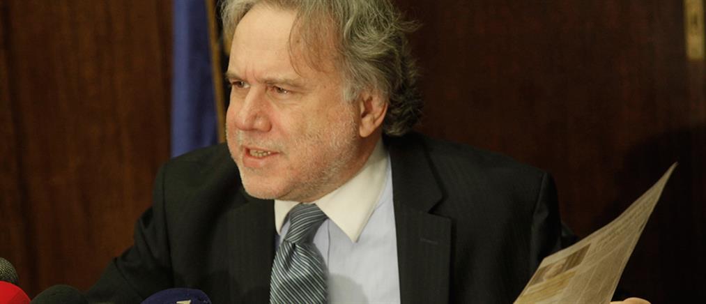 Κατρούγκαλος: «Συμβόλαιο διαπλοκής» οι κατηγορίες