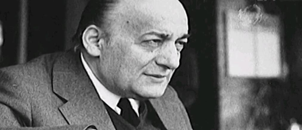 Νίκος Γκάτσος: το Υπουργείο Πολιτισμού τιμά την μνήμη του (εικόνες)