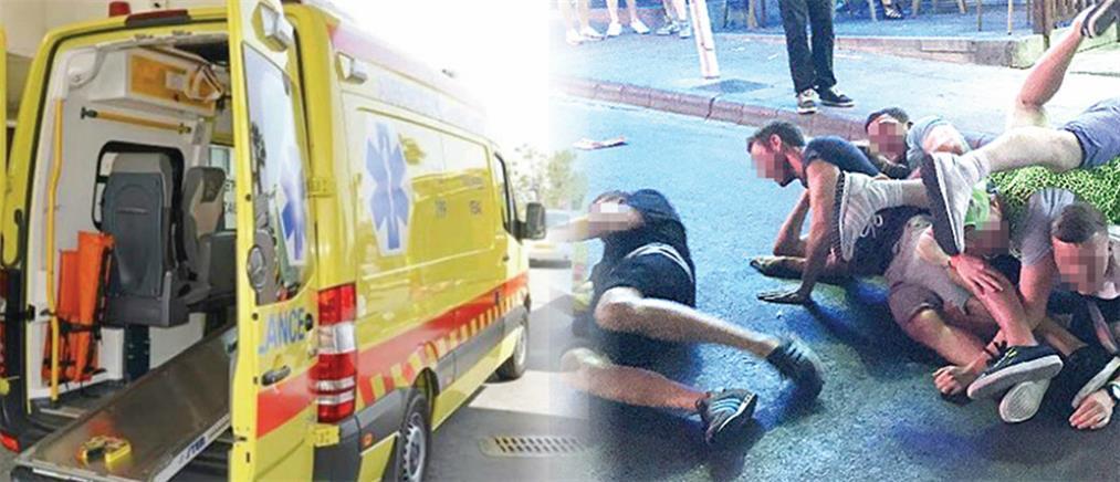 Μεθυσμένος τουρίστας προσπάθησε να κλέψει ασθενοφόρο του ΕΚΑΒ!